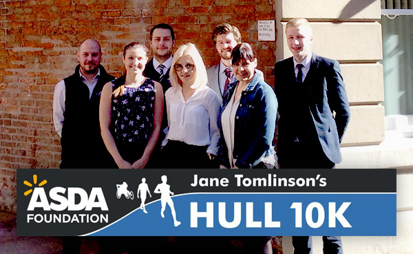 Team Prestige for Hull 10k