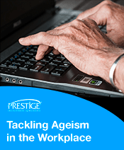 Tackling Ageism in the Workplace blog article image