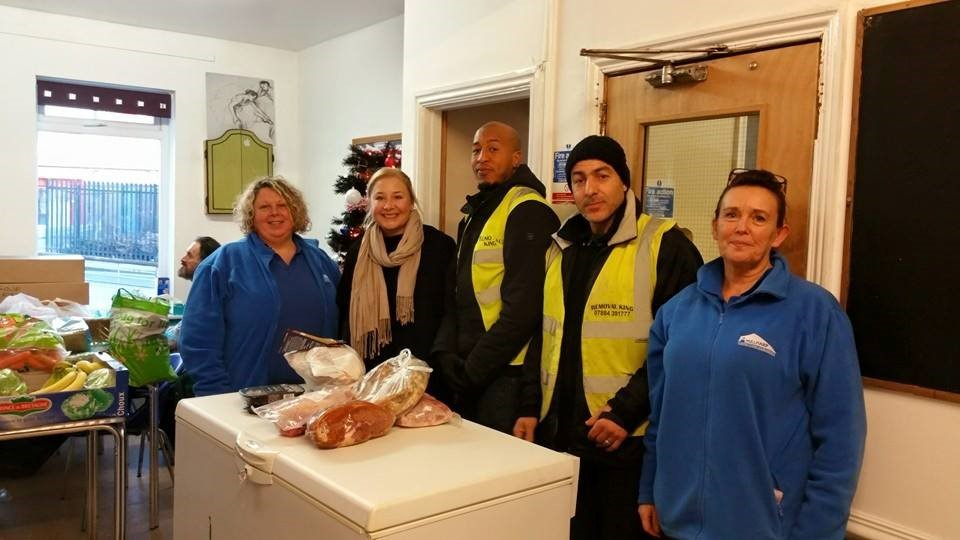 Prestige lend a helping hand to the homeless blog article image