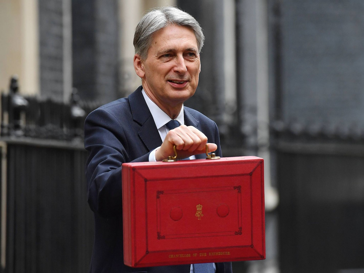 Philip Hammond Autumn Budget 2017