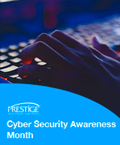 Cyber Security Awareness Month blog article image